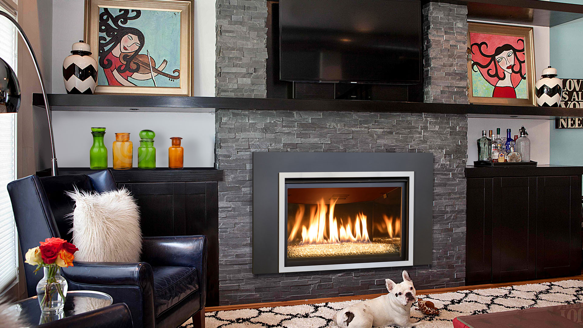 superior brands of fireplaces and inserts to customize your denver home