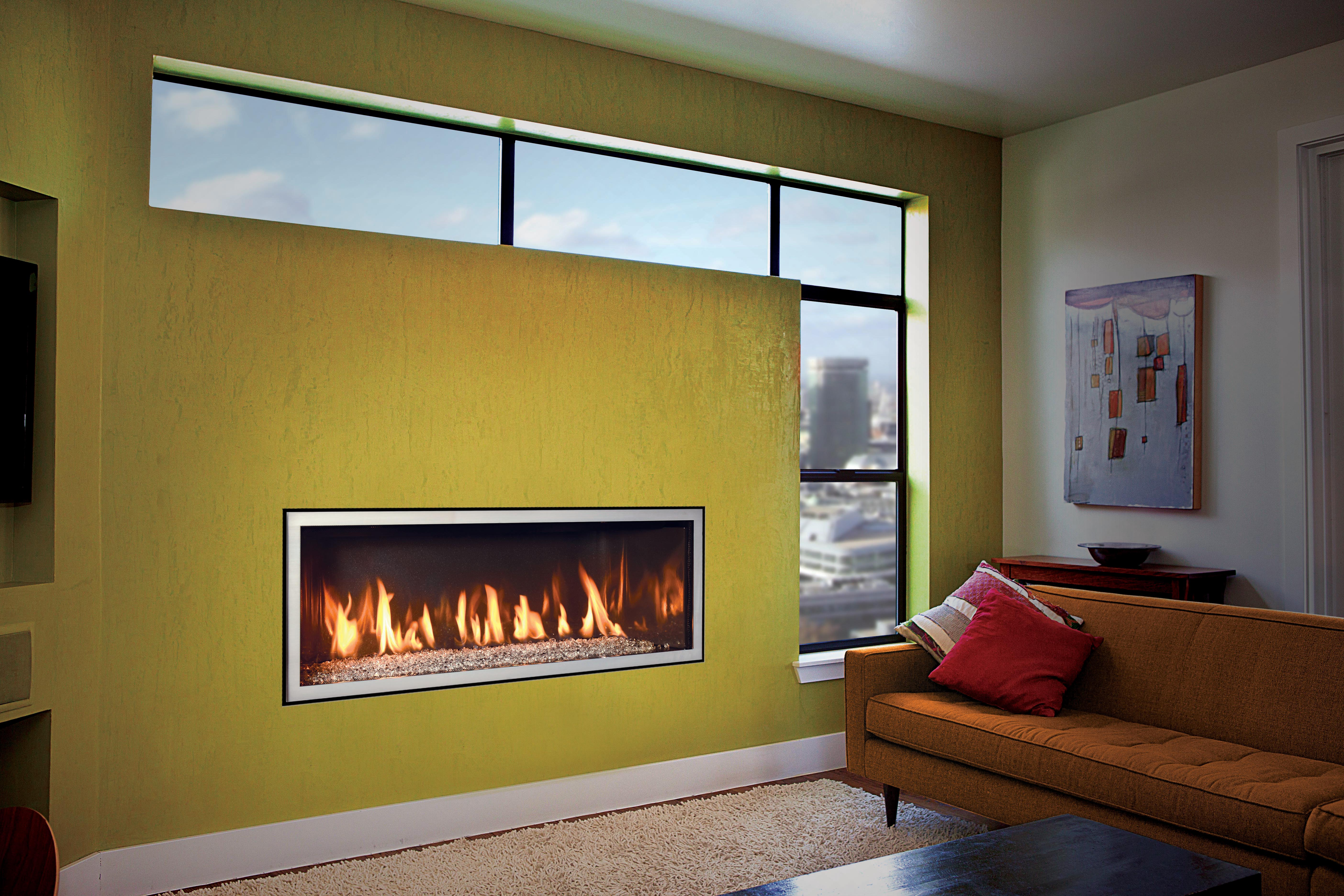 The Gift of Warmth - Lehrers Fireplace and Patio