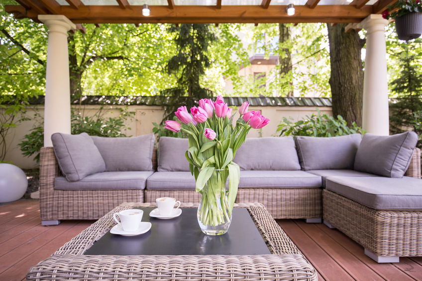 patio furniture in Denver