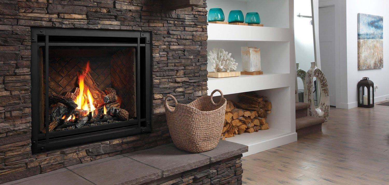 gas fireplace Denver
