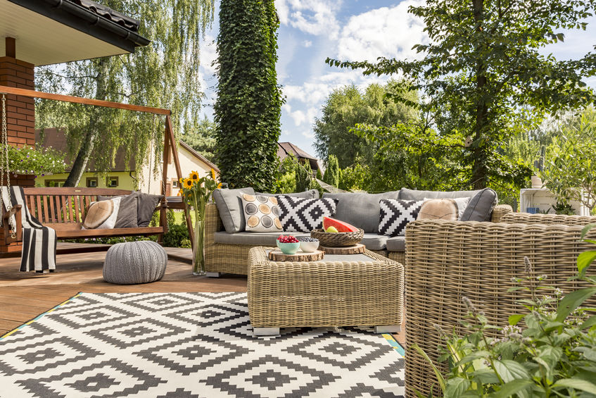 patio furnture Denver CO design