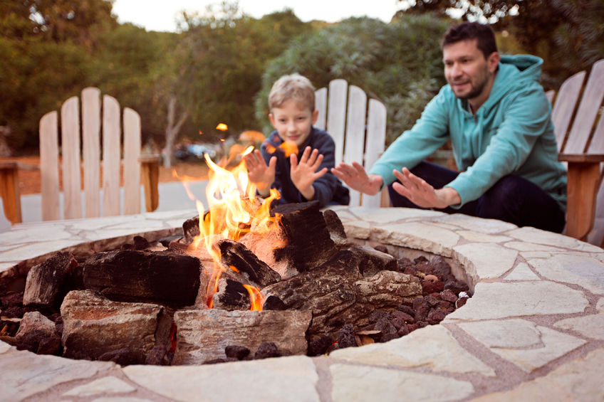 fire pits Denver