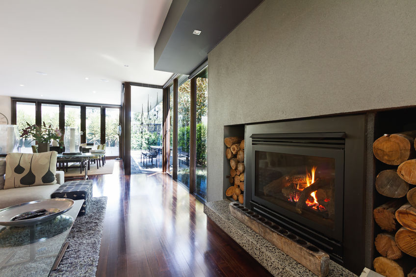 gas fireplace Denver