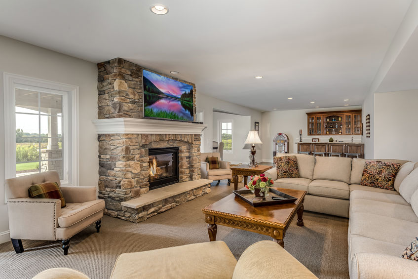 best fireplaces in Denver