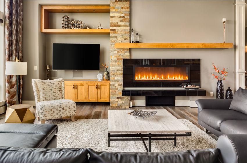 fireplace Denver